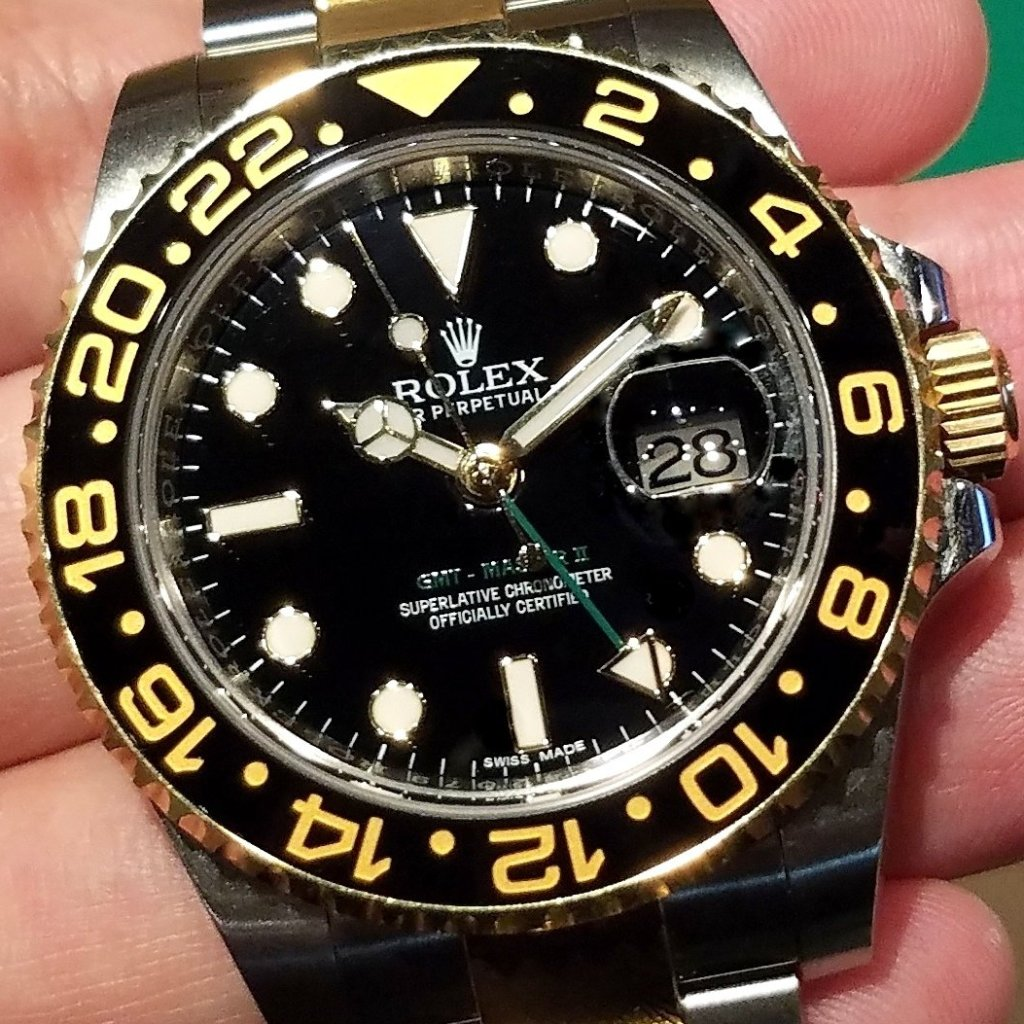 Rolex GMT-Master II 40mm 116713LN (888)