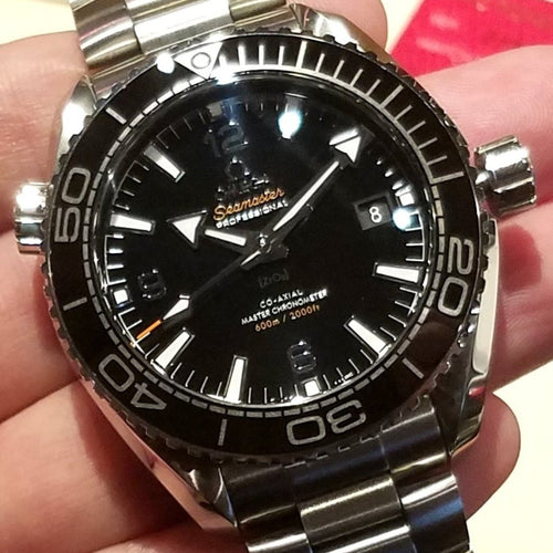 Omega Seamaster Planet Ocean 600m Co-Axial Master Chronometer 43.5mm 215.30.44.21.01.001