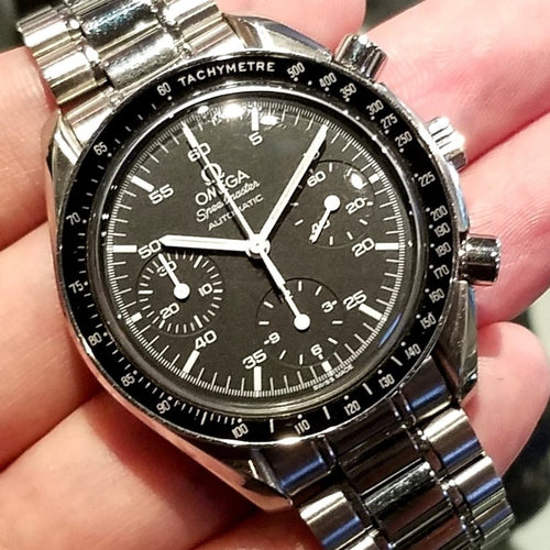 Omega Speedmaster Reduced Automatic 39mm 3510.50.00 (Out of Production)