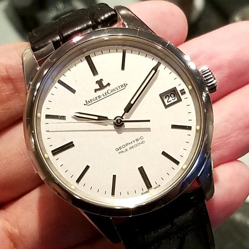 Jaeger-LeCoultre Geophysic True Second 40mm Q8018420