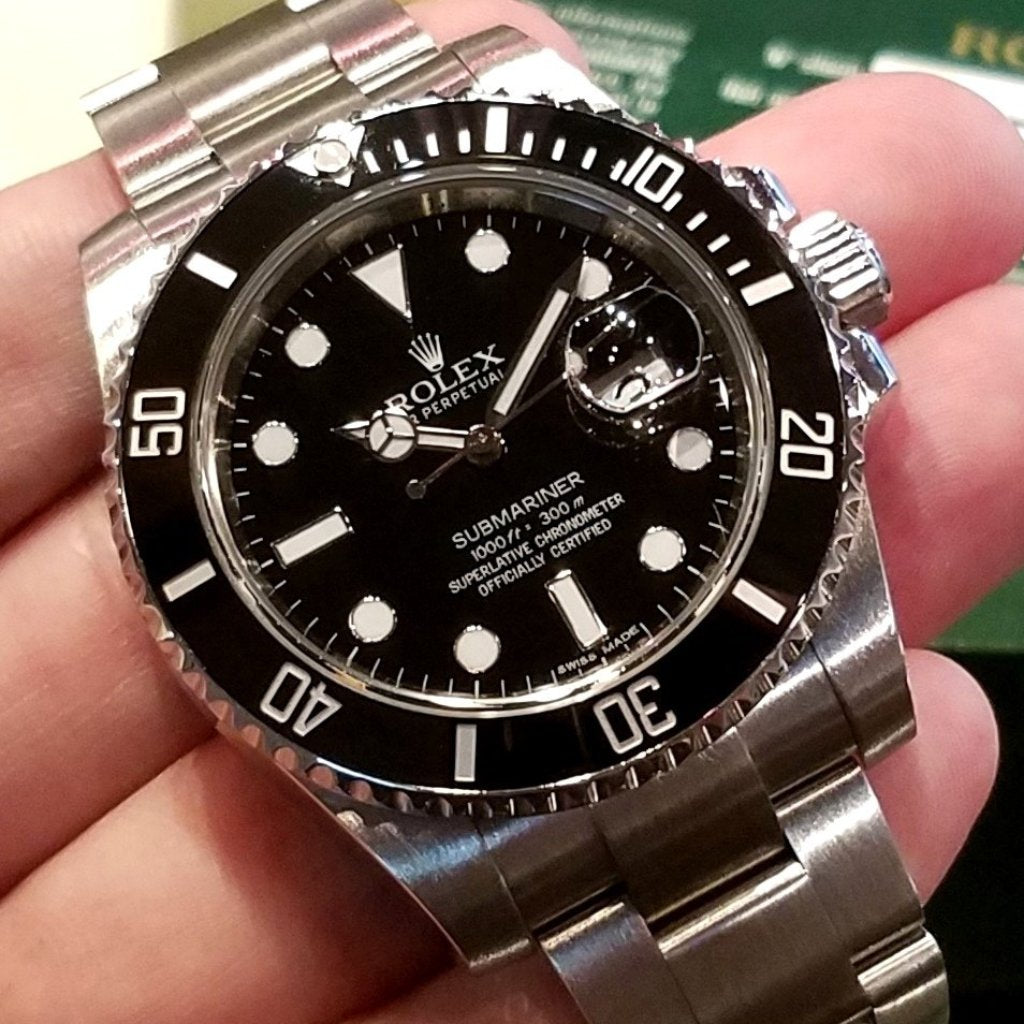 Rolex Submariner Date 40mm 116610LN (888)
