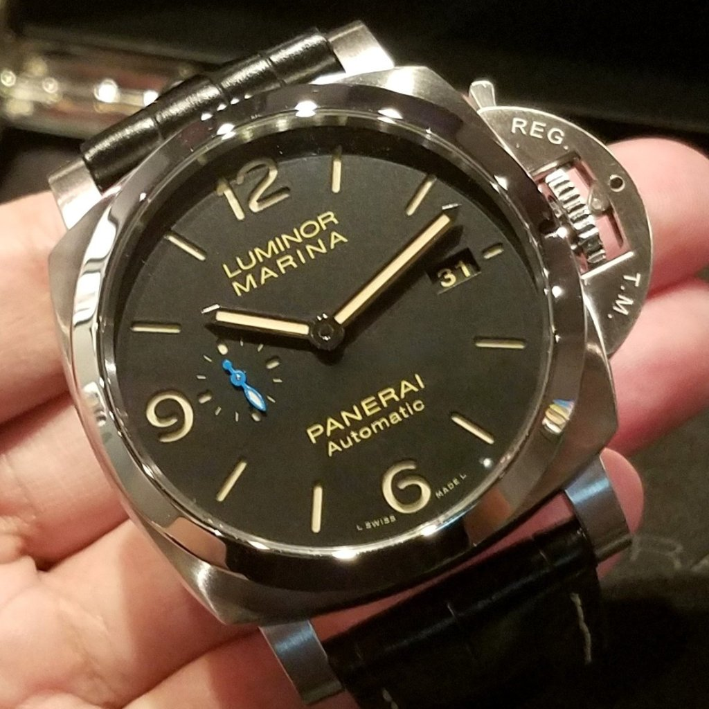 Panerai Luminor Marina 1950 3 Days Automatic Acciaio 44mm PAM01312