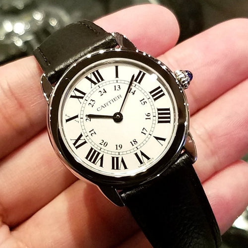 [Brand New Watch] Cartier Ronde Solo Watch 29mm WSRN0019