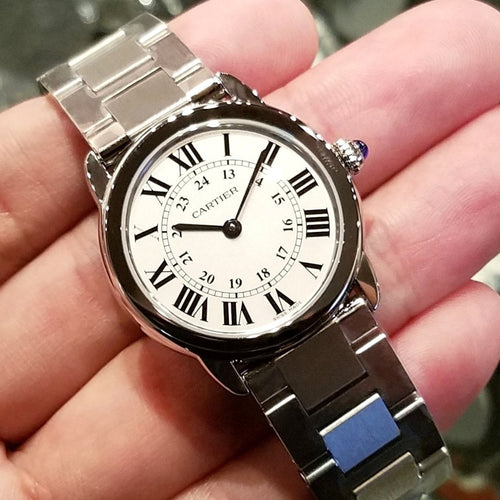 [Brand New Watch] Cartier Ronde Solo Watch 29mm W6701004