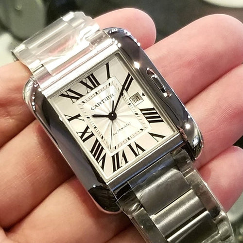 [Brand New Watch] Cartier Tank Anglaise Watch 39mm W5310009