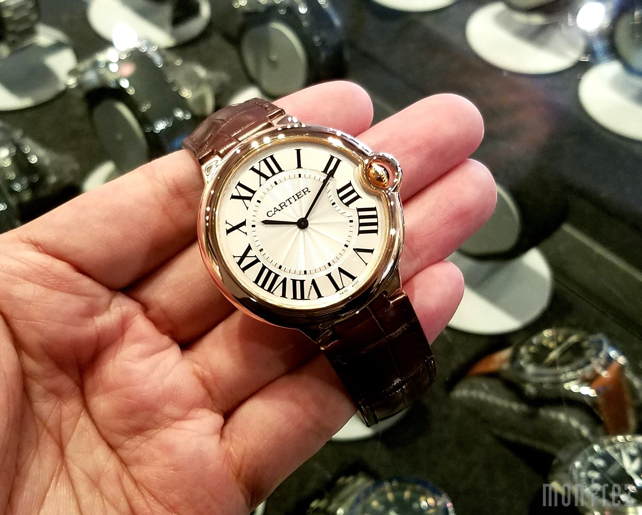 [Brand New Watch] Cartier Ballon Bleu de Cartier Watch 40mm W6920083