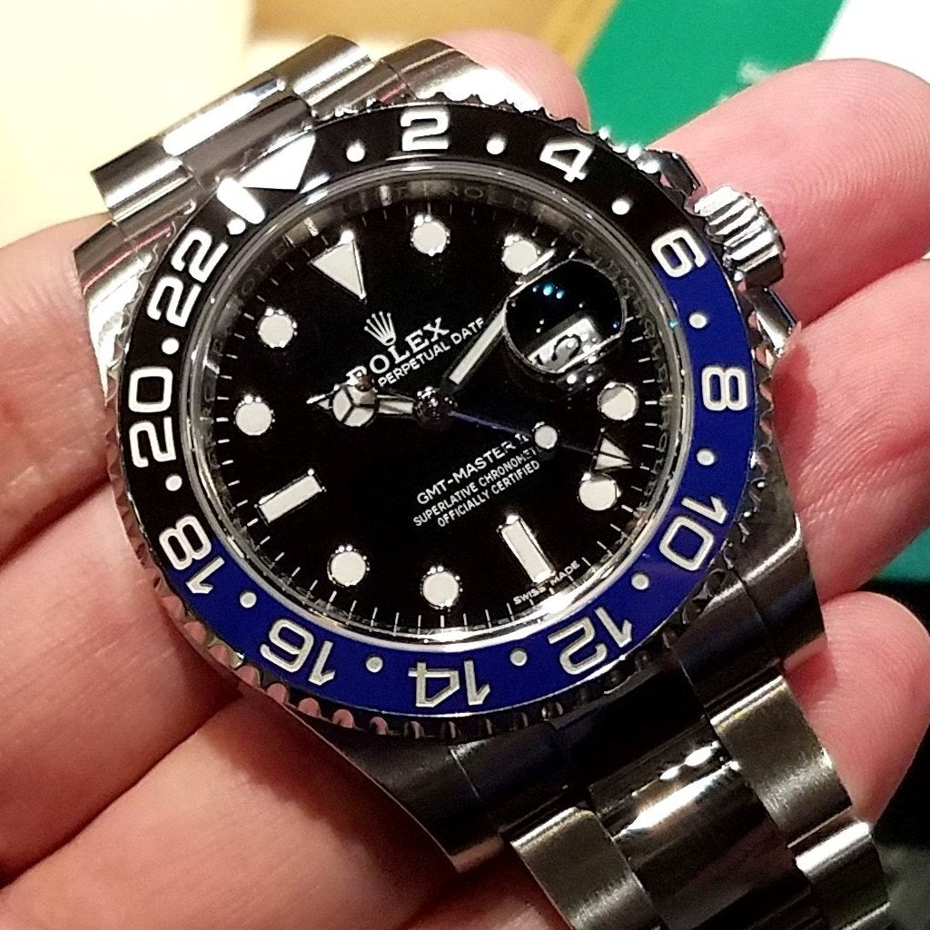 Rolex GMT-Master II 40mm 116710BLNR (888)