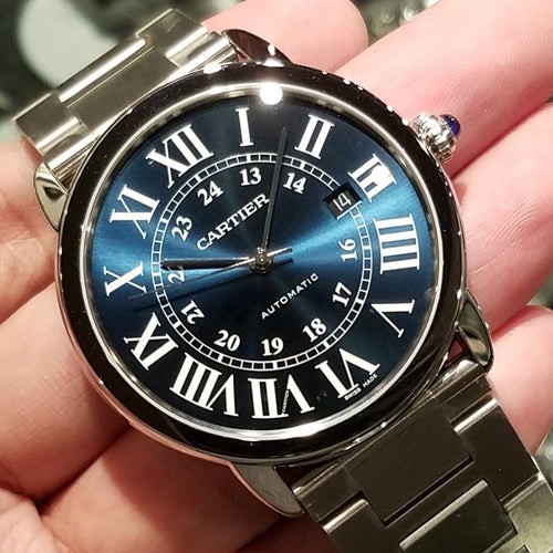 [Brand New Watch] Cartier Ronde Solo Watch 42mm WSRN0023