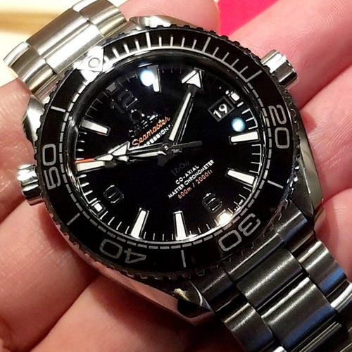 Omega Seamaster Planet Ocean 600m Co-Axial Master Chronometer 39.5mm 215.30.40.20.01.001