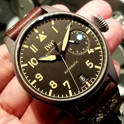 [Brand New Watch] IWC Big Pilot's Watch Heritage 46.2mm IW501004