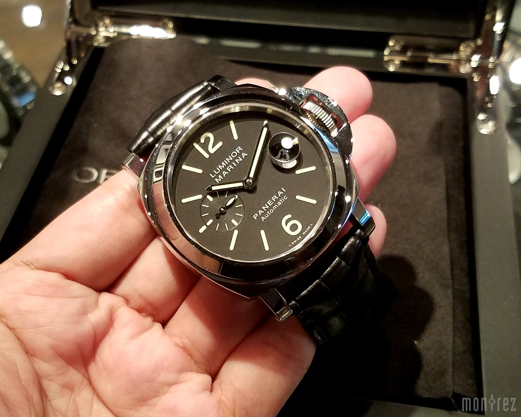 Panerai Luminor Marina Automatic 44mm PAM00104