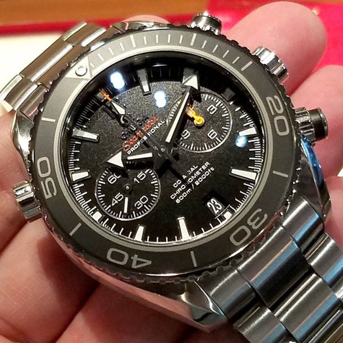 Omega Seamaster Planet Ocean 600m Chronograph 45.5mm 232.30.46.51.01.001