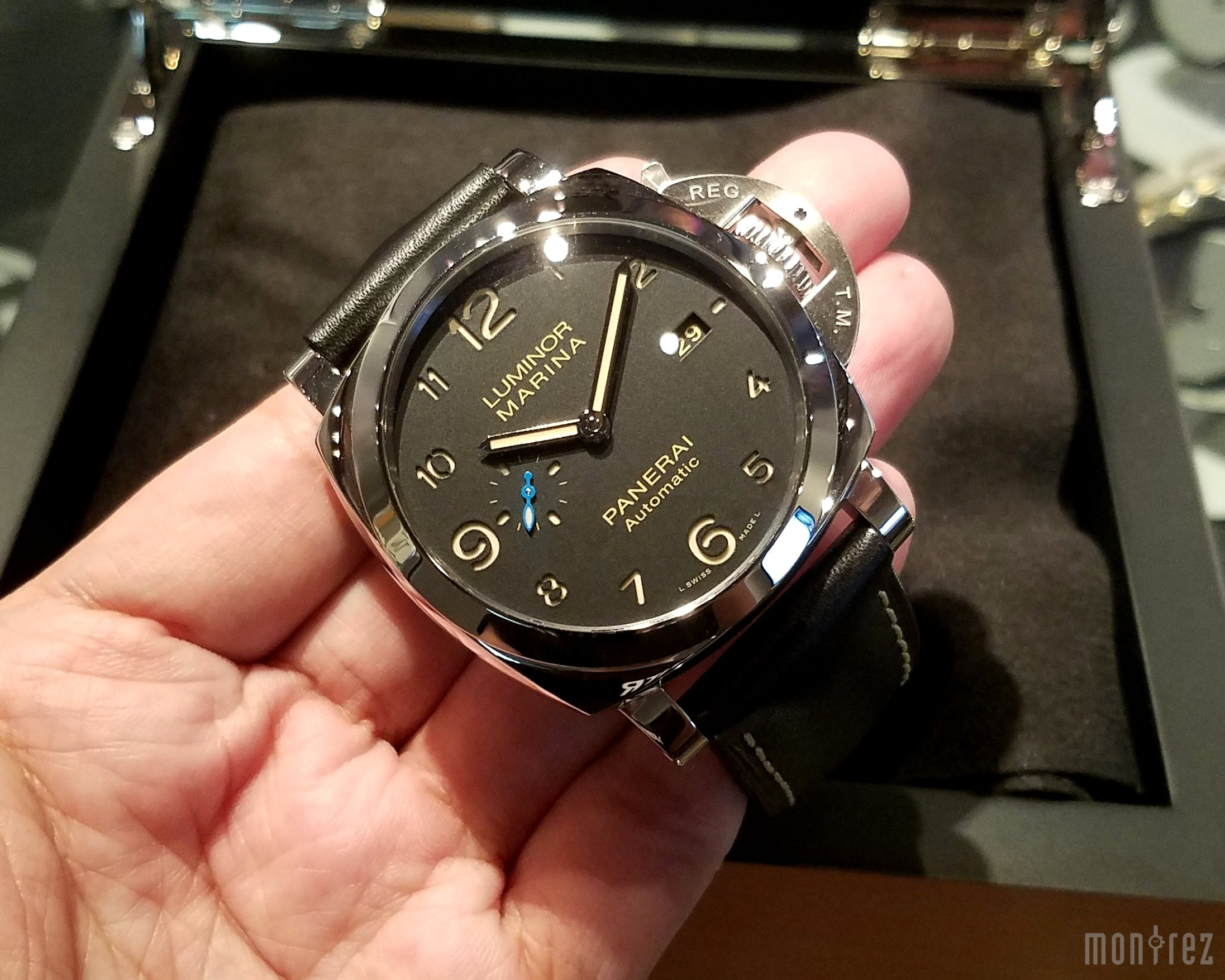 Panerai Luminor Marina 1950 3 Days Automatic Acciaio 44mm PAM01359