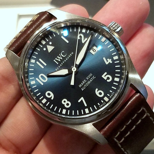 "IWC Pilot's Watch Mark XVIII Edition ""Le Petit Prince"" 40mm IW327004"