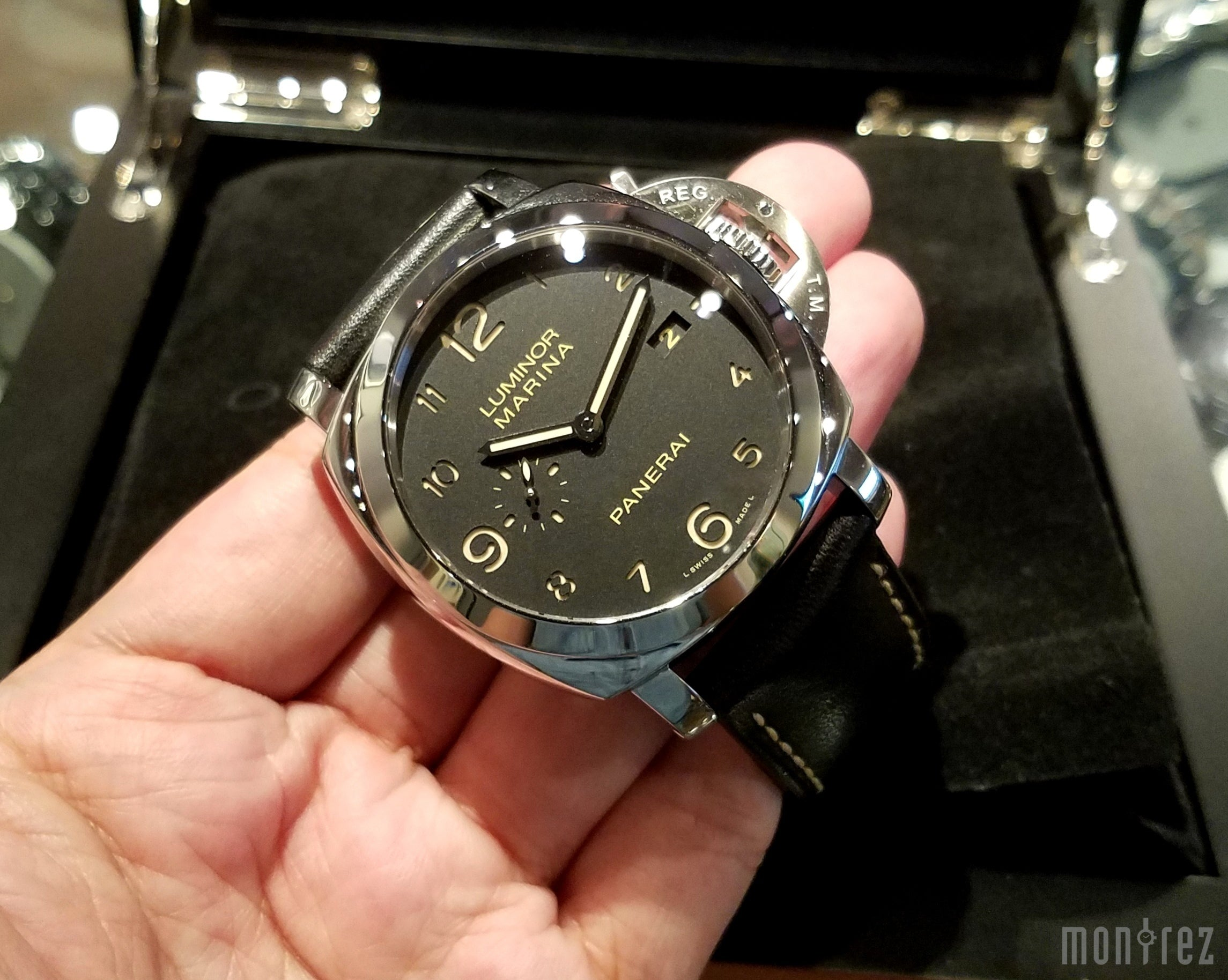 Panerai Luminor Marina 1950 3 Days Automatic Acciaio 44mm PAM00359 (Out of Production)