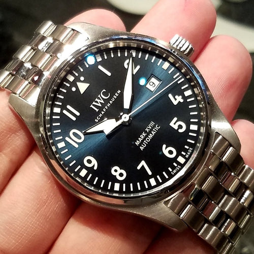 "IWC Pilot's Watch Mark XVIII Edition ""Le Petit Prince"" 40mm IW327014"