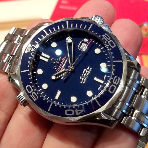 Omega Seamaster Diver 300m Co-Axial 41m 212.30.41.20.03.001