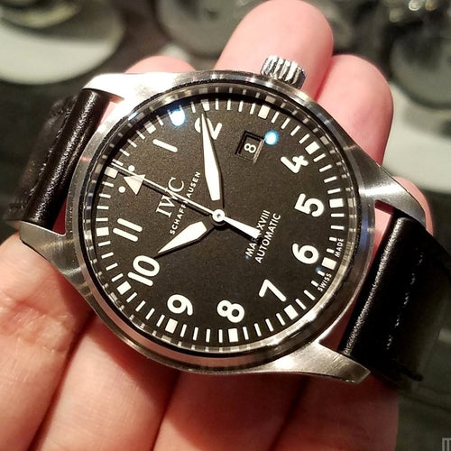 IWC Pilot's Watch Mark XVIII 40mm IW327001