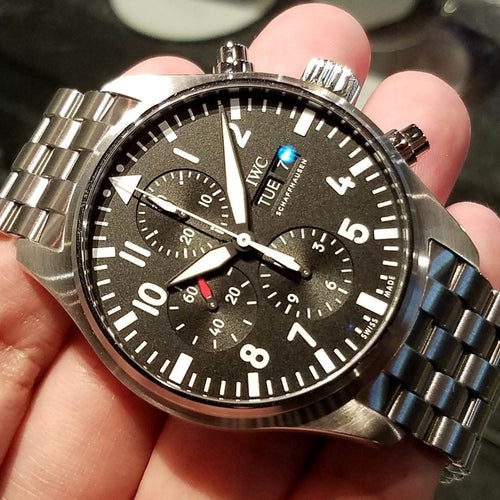 IWC Pilot's Watch Chronograph 43mm IW377710