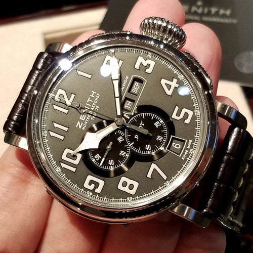 Zenith Pilot Type 20 Annual Calendar 48mm 03.2430.4054/21.C721