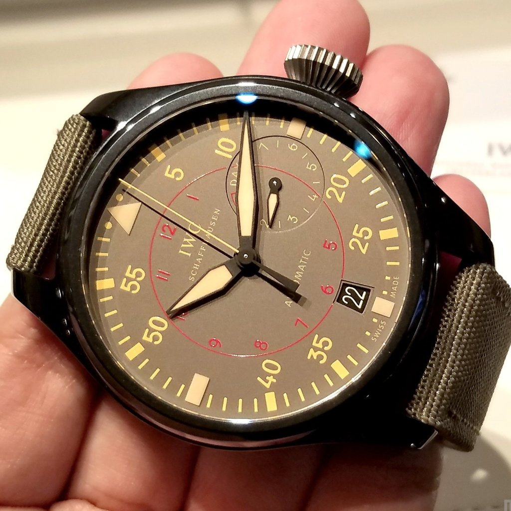 IWC Big Pilot's Watch Top Gun Miramar 48mm IW501902 (Out of Production)