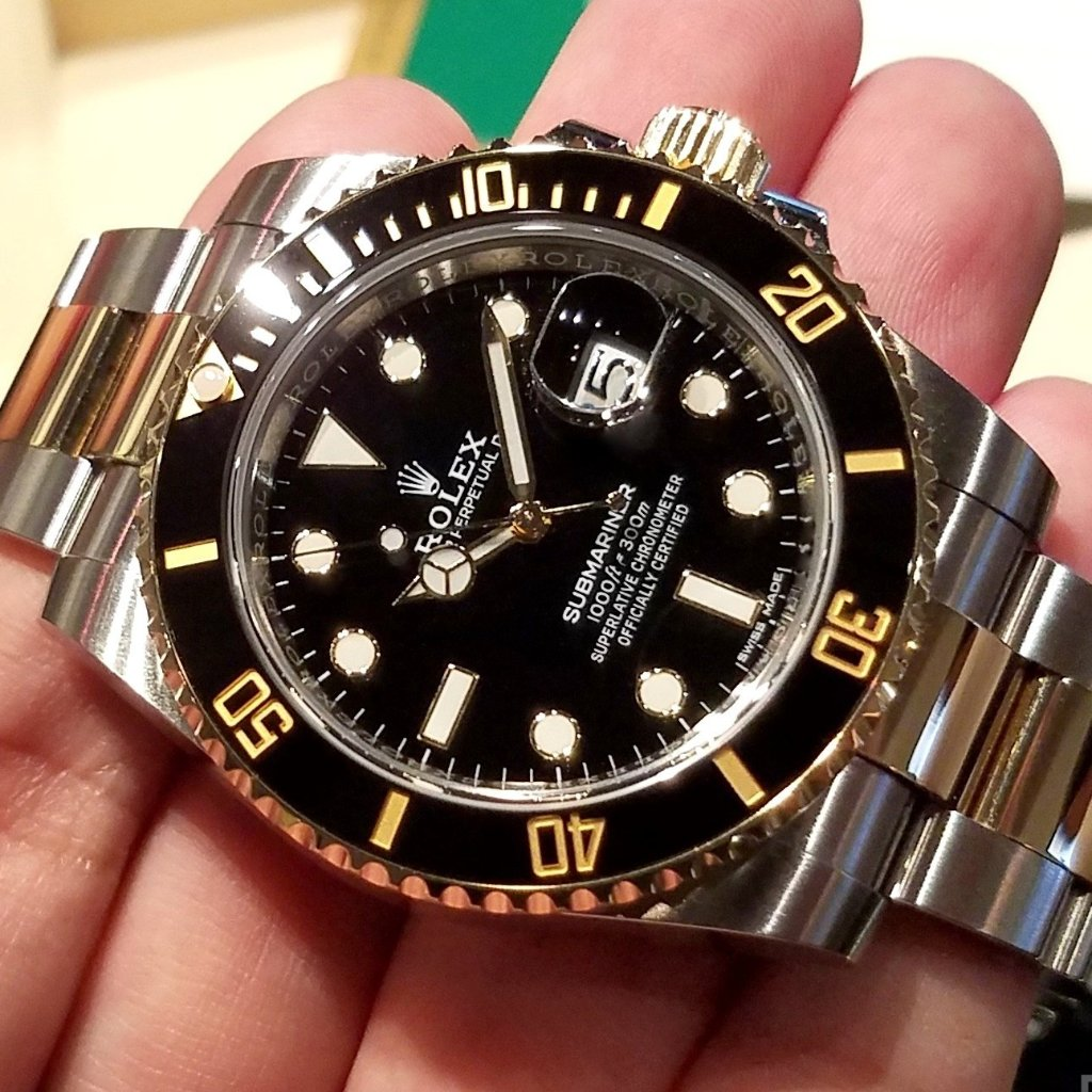 Rolex Submariner Date 40mm 116613LN (888)