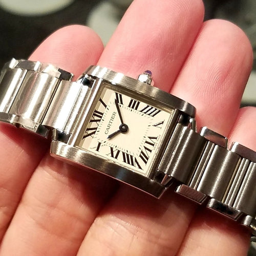 [Brand New Watch] Cartier Tank Francaise Watch 20.3mm W51008Q3