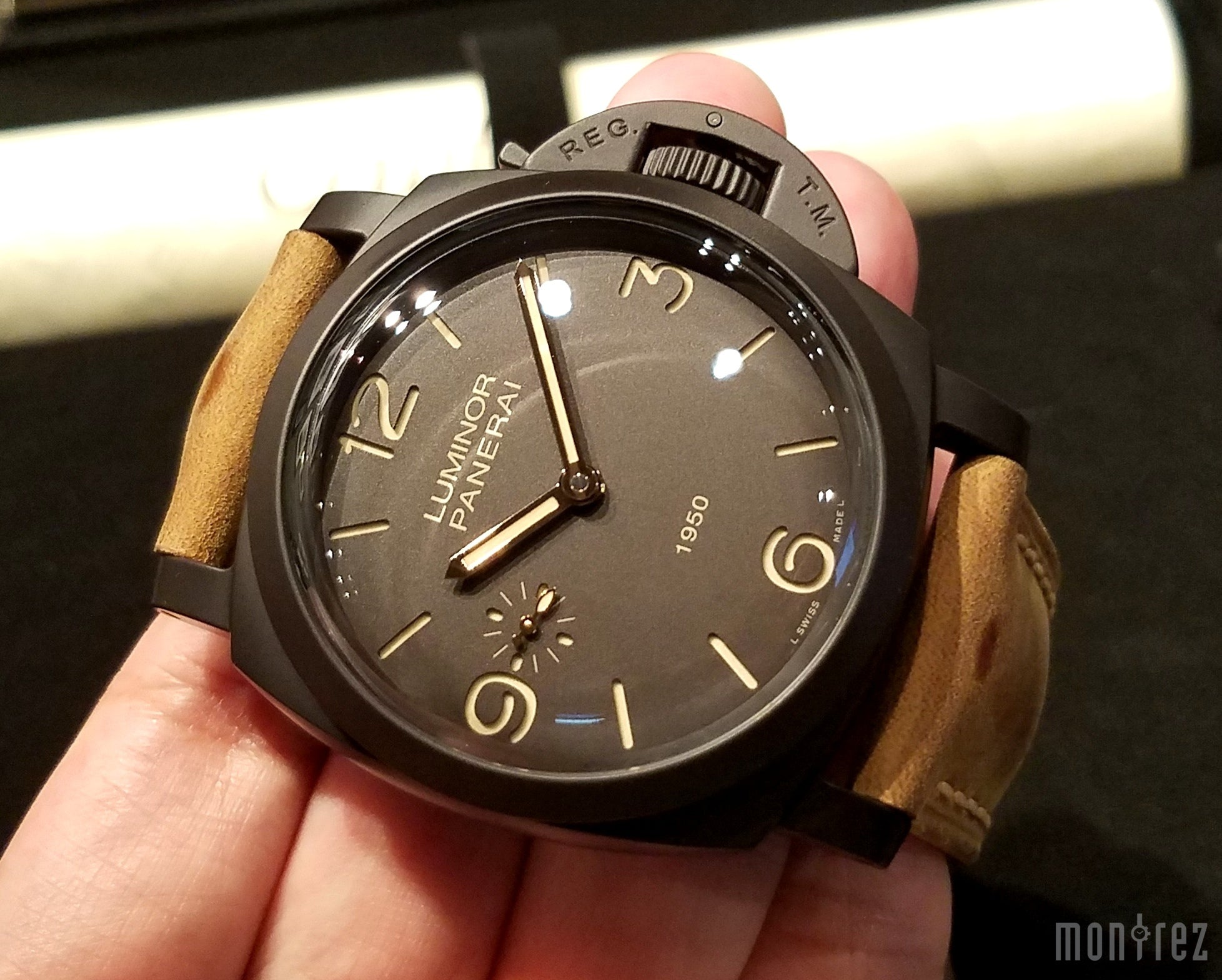 Panerai Luminor Composite 1950 3 Days 47mm PAM00375 (Limited Edition)