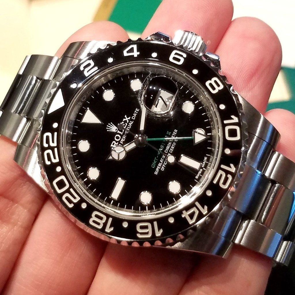 Rolex GMT-Master II 40mm 116710LN