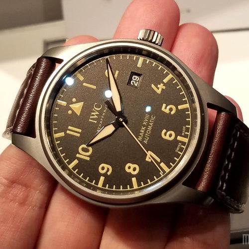 IWC Pilot's Watch Mark XVIII Heritage 40mm IW327006
