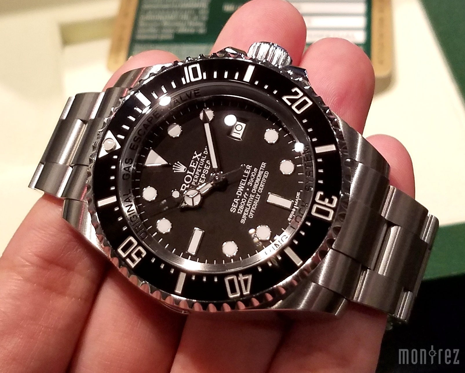 Rolex Deepsea 44mm 116660 Black Dial (Out of Production) (888) (Out of Production)