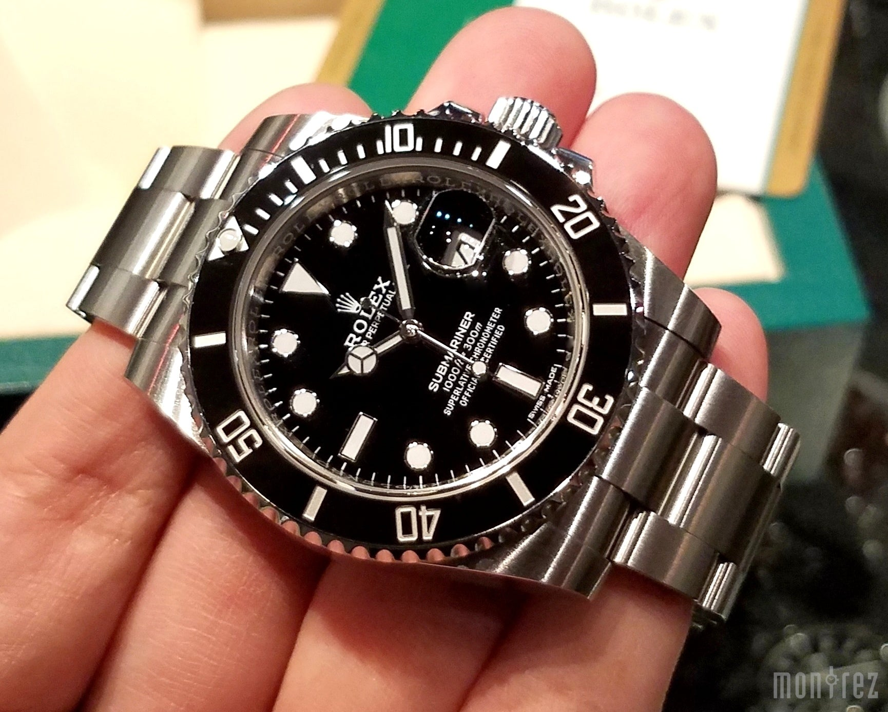 Rolex Submariner Date 40mm 116610LN