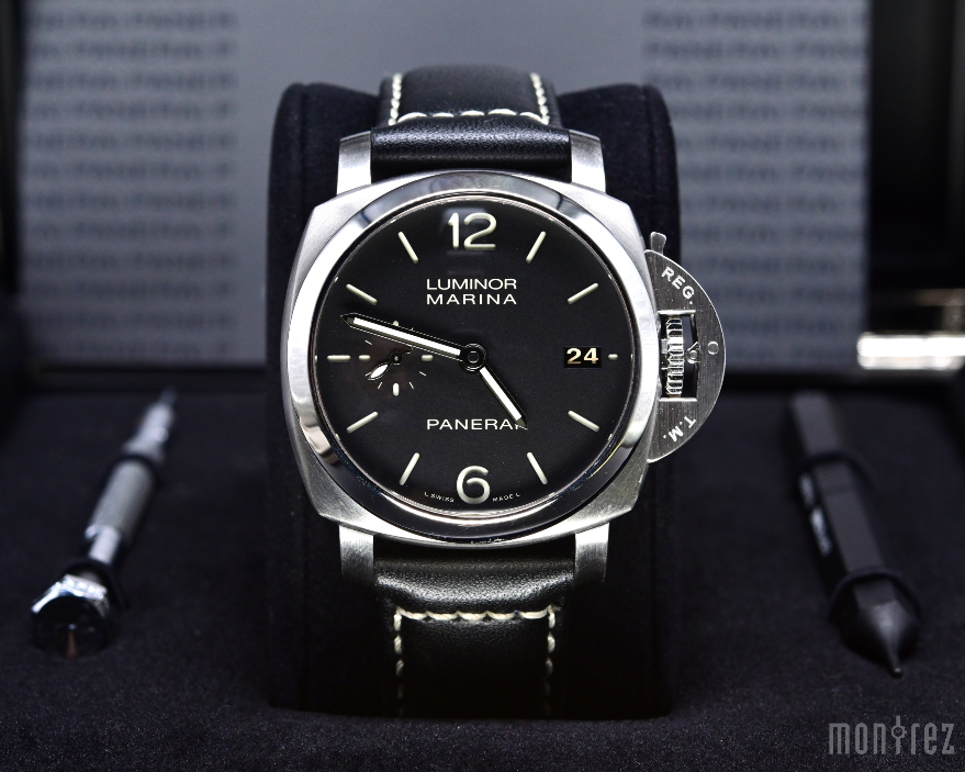 [Pre-Owned Watch] Panerai Luminor Marina 1950 3 Days Automatic 42mm PAM00392 (Out of Production)