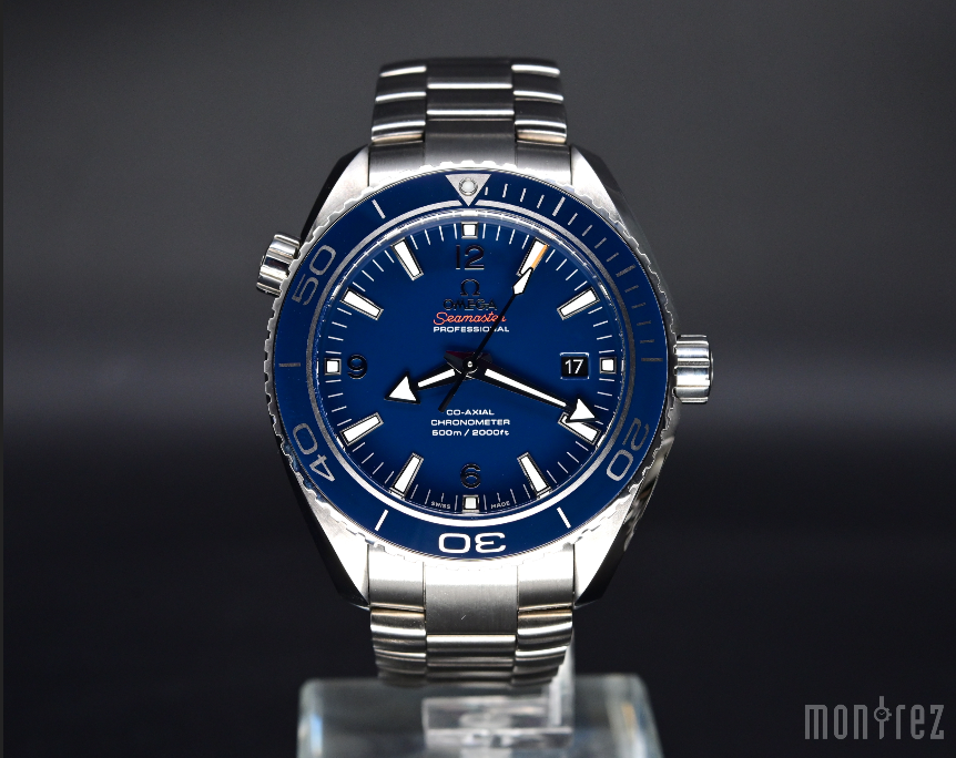 [Pre-Owned Watch] Omega Seamaster Planet Ocean 600m Omega Co-Axial 45.5mm 232.90.46.21.03.001 (Out of Production)