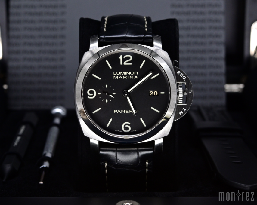[Pre-Owned Watch] Panerai Luminor Marina 1950 3 Days Automatic 44mm PAM00312 (Out of Production)