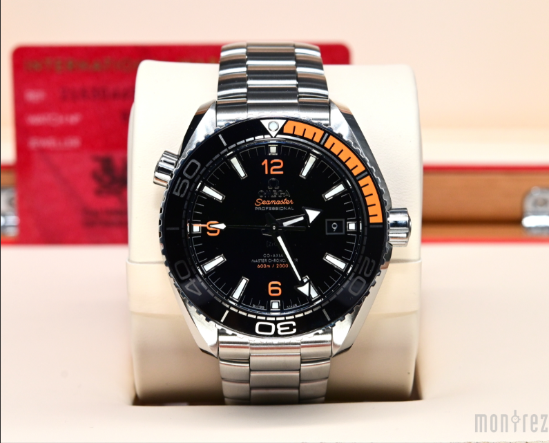[Pre-Owned Watch] Omega Seamaster Planet Ocean 600m Co-Axial 43.5mm 215.30.44.21.01.002