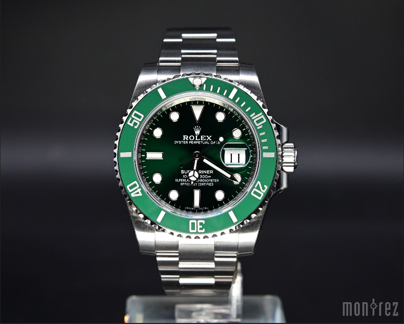 [Pre-Owned Watch] Rolex Submariner Date 40mm 116610LV (888)