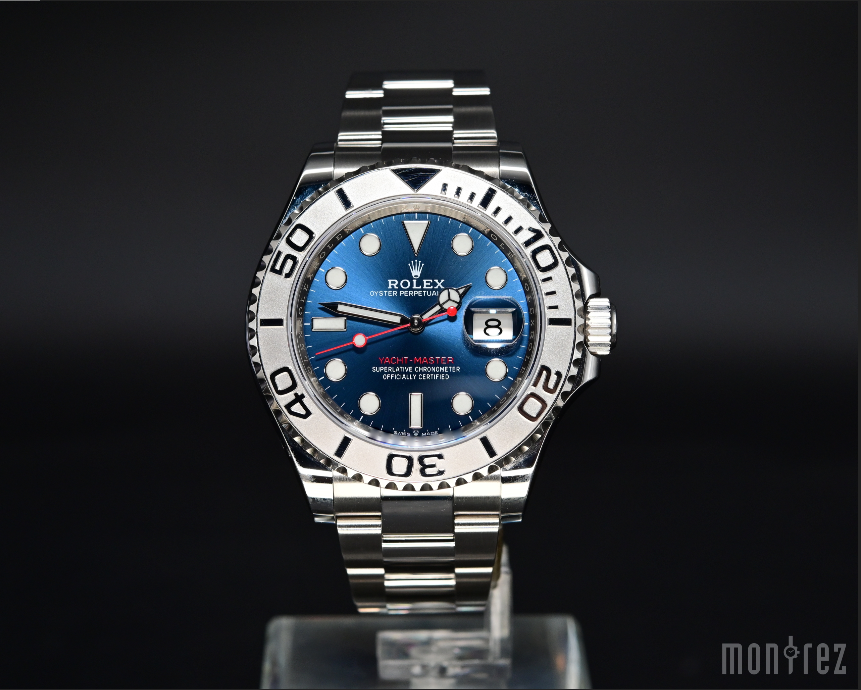 [Pre-Owned Watch] Rolex Yacht-Master 40mm 126622 Blue Dial