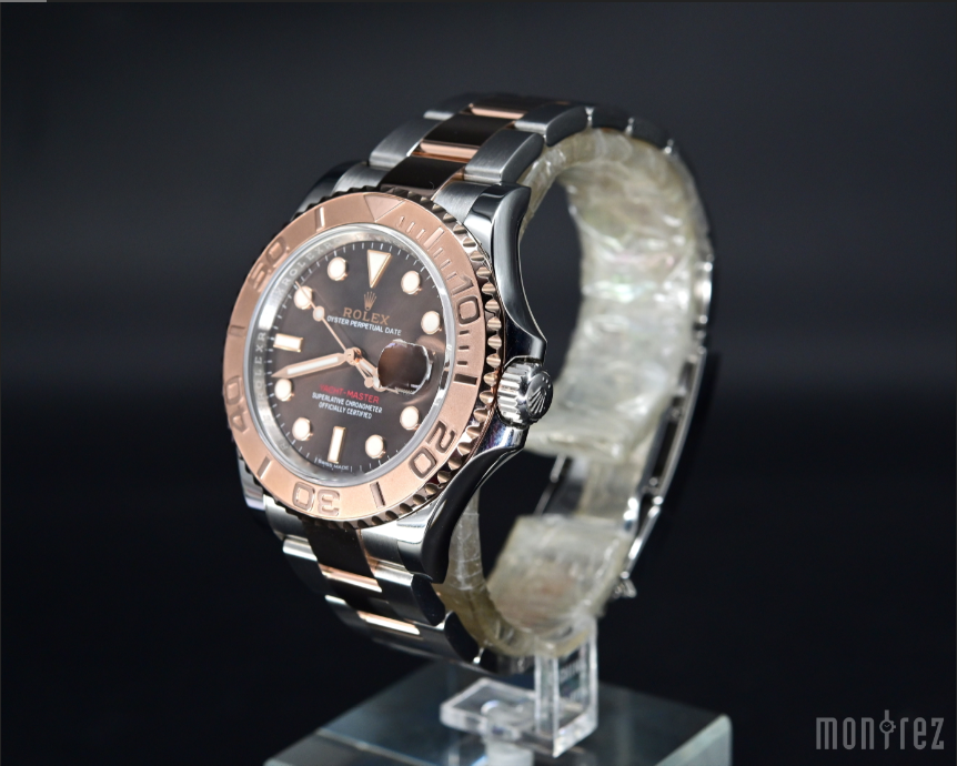 [Pre-Owned Watch] Rolex Yacht-Master 40mm 116621 Chocolate Dial (Out of Production) (888)