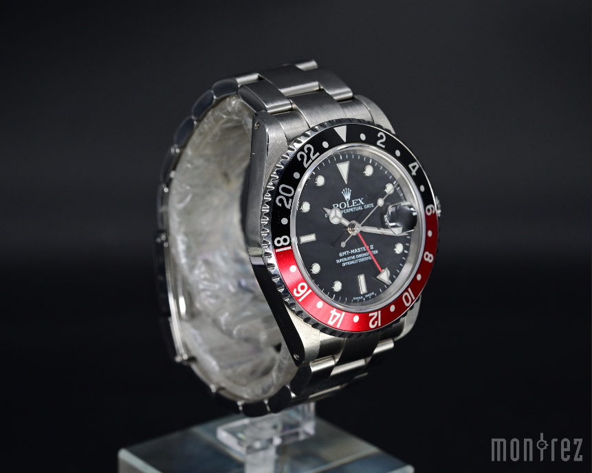 [Pre-Owned Watch] Rolex GMT-Master II 40mm 16710 Coke Bezel (Out of Production) (888)