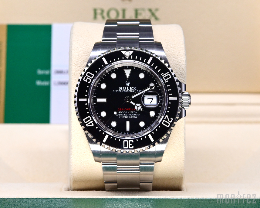 [Pre-Owned Watch] Rolex Sea-Dweller 43mm 126600 (Mark II) (888)