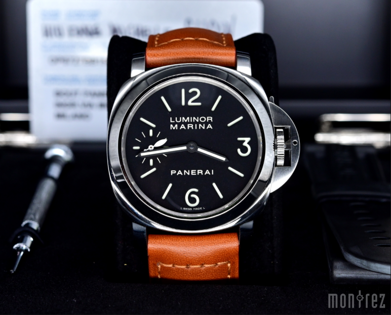 [Pre-Owned Watch] Panerai Luminor Marina 44mm PAM00111 (Out of Production)