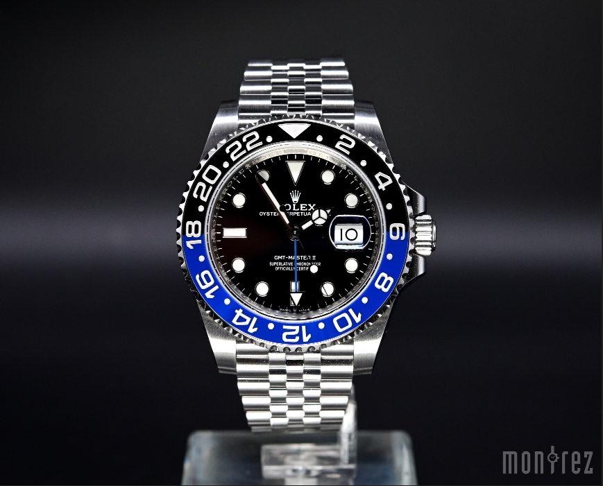 [Pre-Owned Watch] Rolex GMT-Master II 40mm 126710BLNR (888)