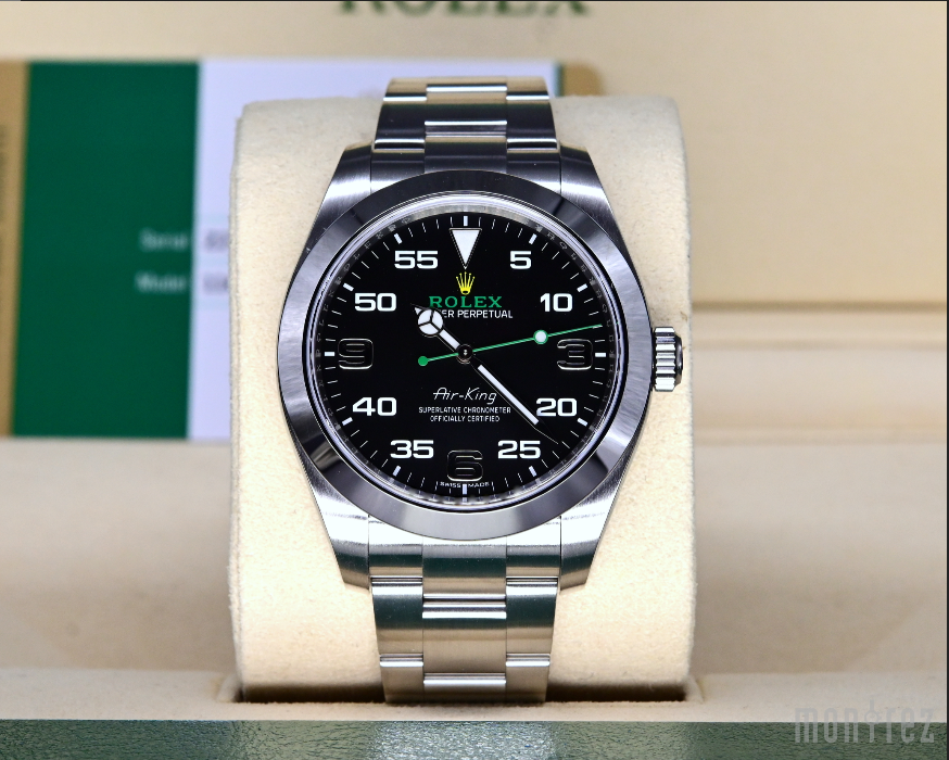 [Pre-Owned Watch] Rolex Air-King 40mm 116900