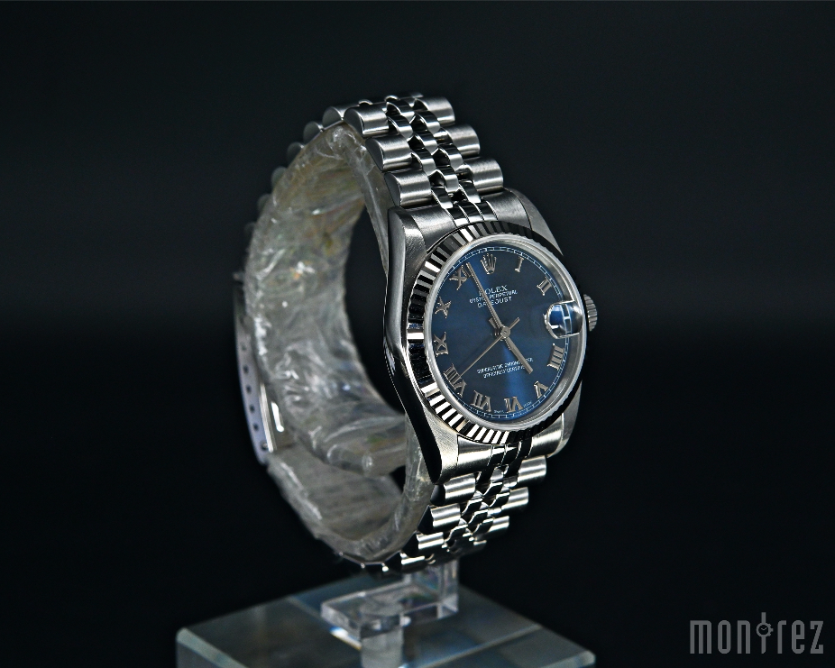 [Pre-Owned Watch] Rolex Datejust 31mm 68274 Blue Roman Dial (Jubilee Bracelet) (Out of Production) (400 Hong Kong Authorized Dealer Stock)