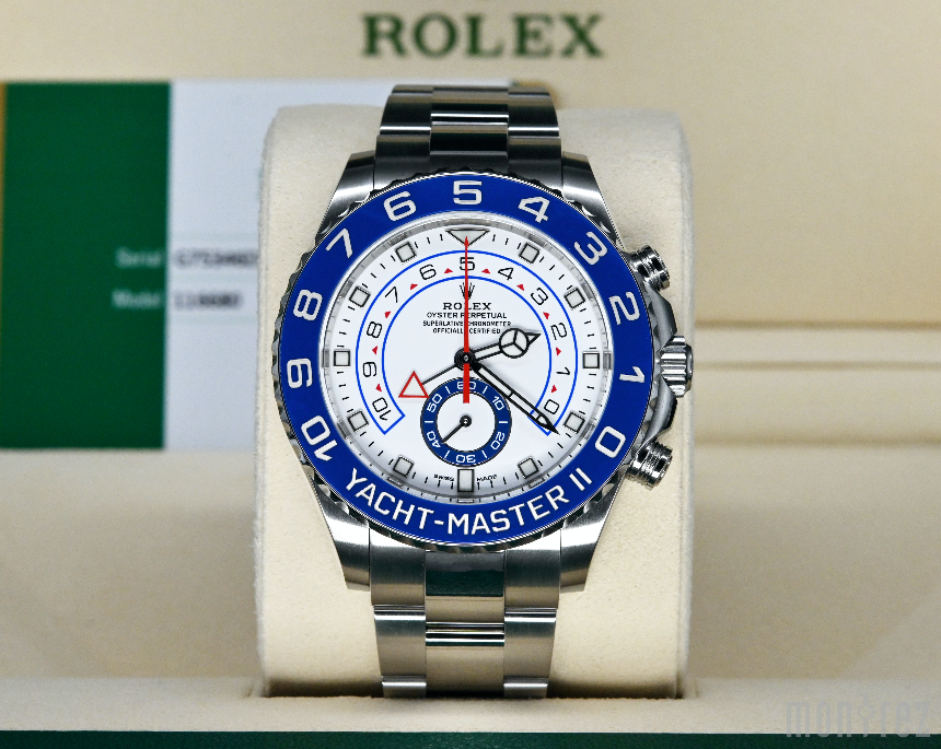 [Pre-Owned Watch] Rolex Yacht-Master II 44mm 116680 (Mark II) (888)