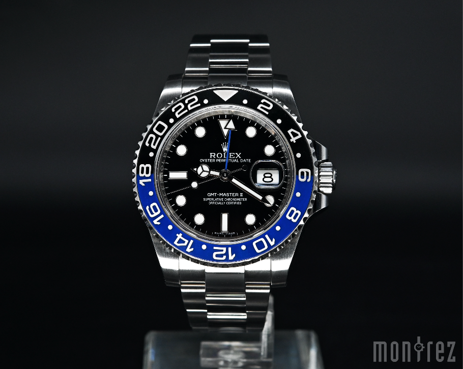 [Pre-Owned Watch] Rolex GMT-Master II 40mm 116710BLNR (Out of Production)