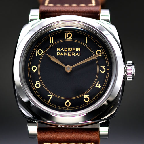[Brand New Watch] Panerai Radiomir 1940 3 Days Acciaio 47mm PAM00790 (2018 Limited Edition 300 Pieces)