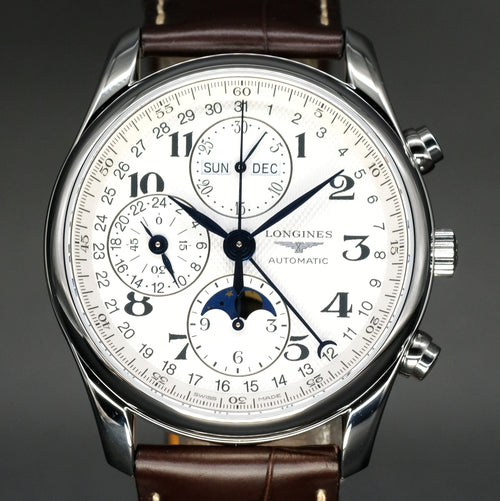 [Brand New Watch] Longines Master Collection 40mm L2.673.4.78.3