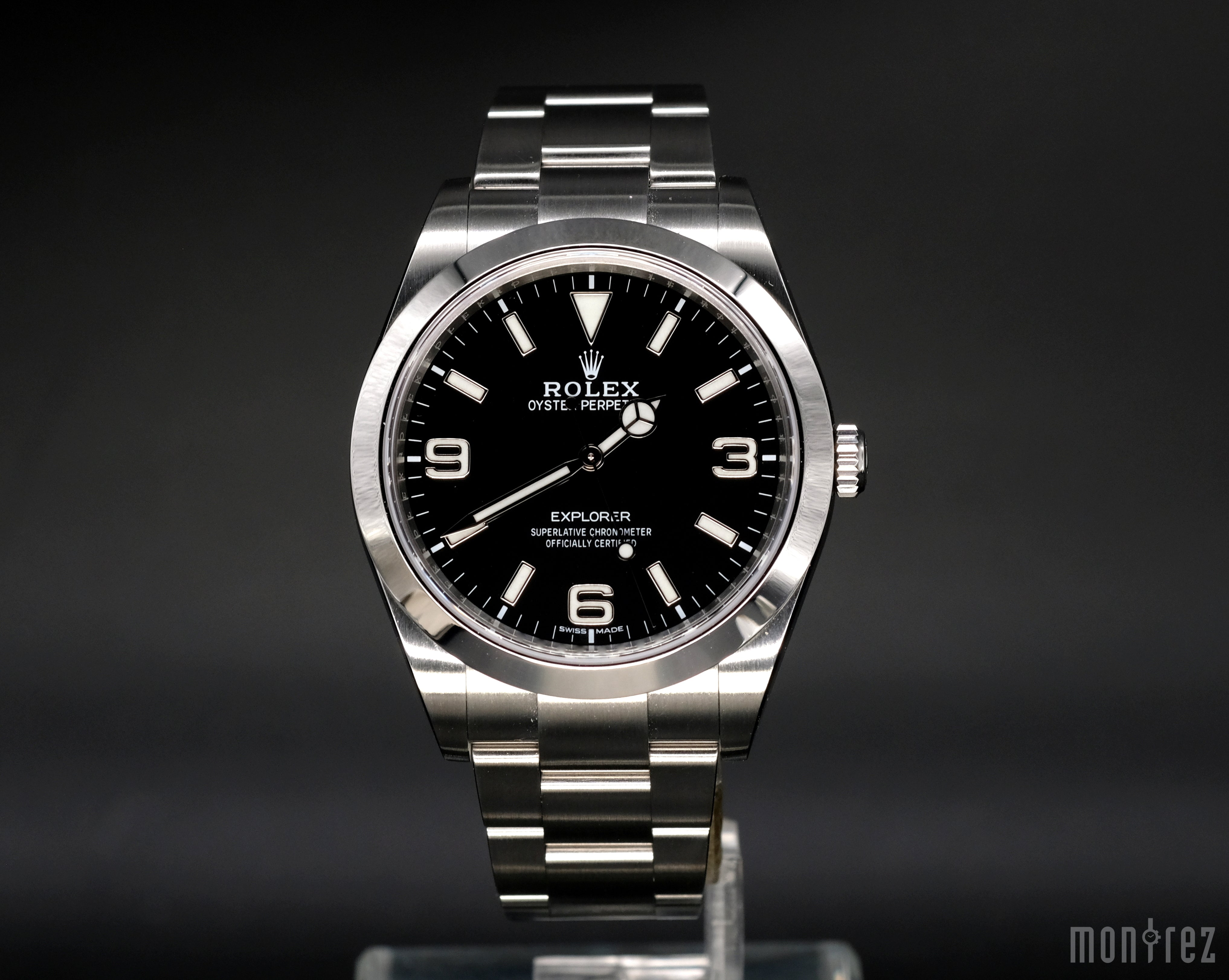 [Pre-Owned Watch] Rolex Explorer I 39mm 214270 (888)